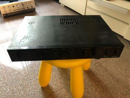 Audiolab 8000 A - UK amp