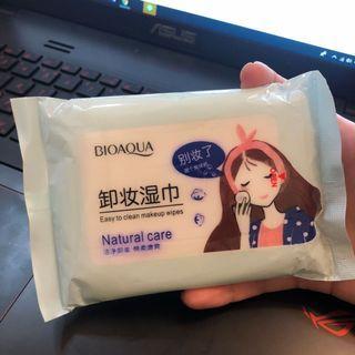 🚚 25張裝卸妝巾