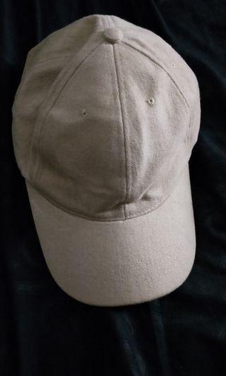 Topi warna krem bagus murah baseball cap stylish