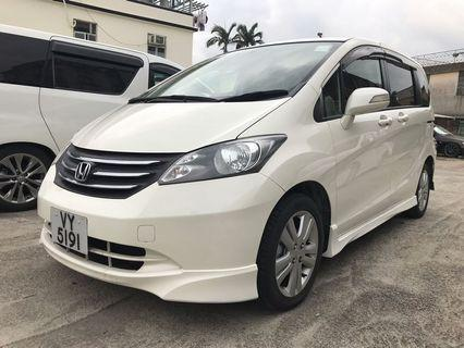 HONDA FREED 2009