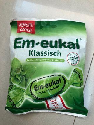 🚚 德國🇩🇪薄荷糖2021年止