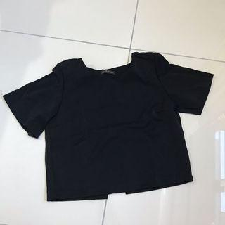 2 for 20-Opened Back Cropped Top