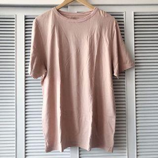 Urban Outfitters Men's Pink Shirt
