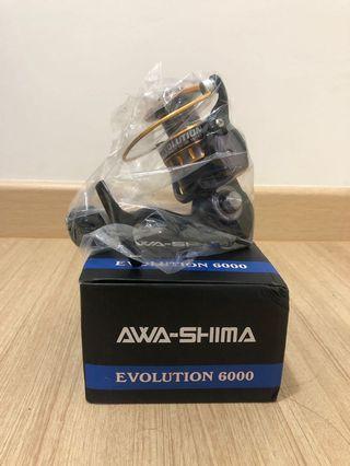 Awashima evolution 6000