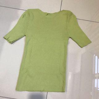 2 for rm20-Baby Green Top