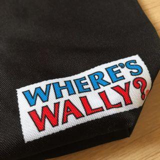 Where's Wally Bag