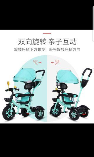 Baby tricycle bicycle