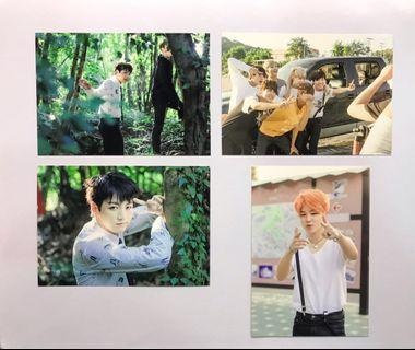 [ WTS ] BTS Butterfly Dream Exhibition photo-sets