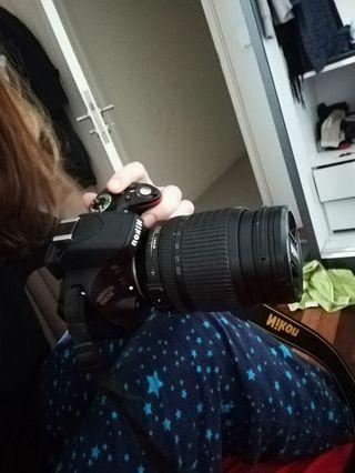 Preloved Nikon D5100 Package 💗