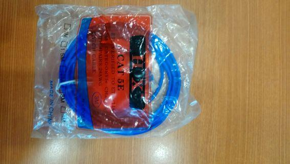 Selling New & SEAL Pack of Cat6 Network Lan Cables