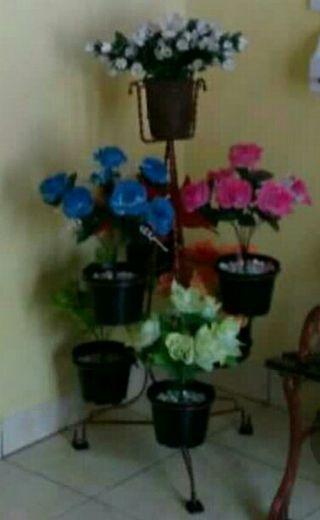 Rak bunga (freeong jabodetabek)