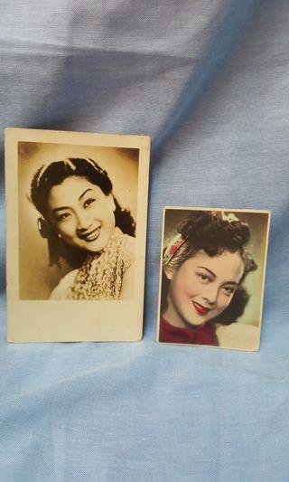 Vintage photo Bai Guang