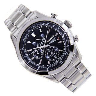 5折出售 深水步有門市全新1年保養有單正版正貨 SEIKO 精工錶 SPC125P1