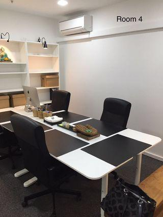 Office with Windows For Rent in Primz Bizhub - Woodlands