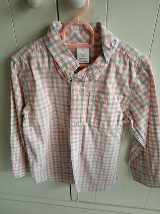 Long sleeve shirt for boy