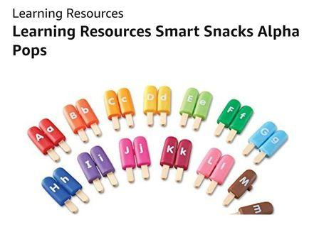 [FreeMail] Learnibg Resources Alpha Pops $25