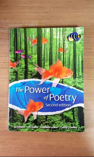 🚚 The Power of Poetry literature guide book