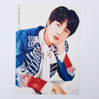 ARMY 5기 - A4 Clearfile (Jin)