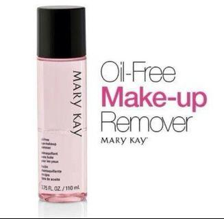 Mary kay oil free eye makeup remover - dry to oily skin