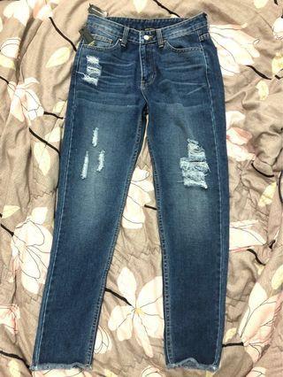 New! Berrybenka Ripped Jeans