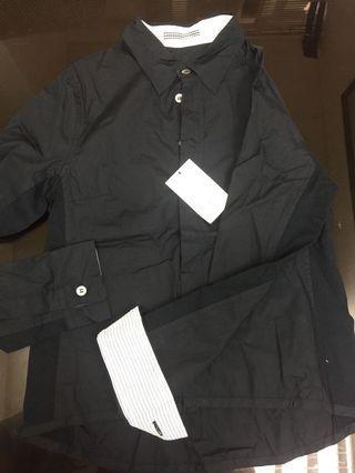 Y'S Black shirt 恤衫