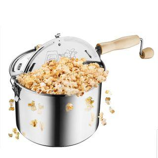 🍿Great Northern Popcorn🍿 Stainless Steel 6-1/2-Quart Popcorn Popper