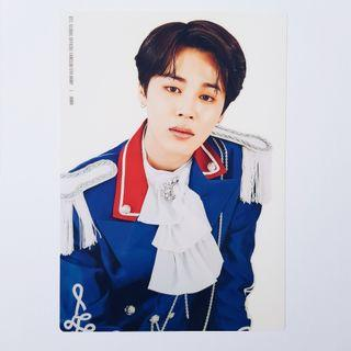 ARMY 5기 - A4 Clearfile (Jimin)