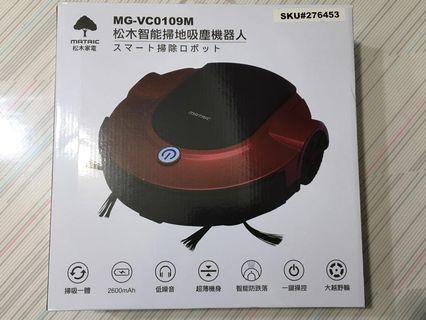 🚚 全新~Matric 日本松木技研 智能掃地吸塵機器人 MG-VC0109M