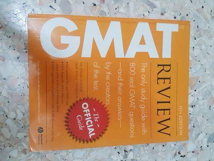 🚚 GMAT Review 11th Edition