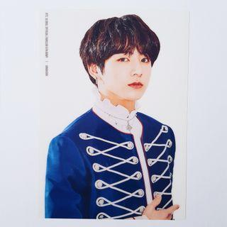 ARMY 5기 - A4 Clearfile (Jungkook)