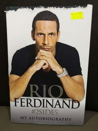 🚚 Rio Ferdinando #2sides Autobiography