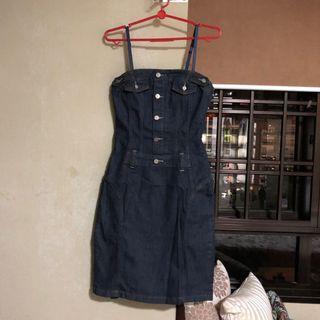 Denim Dress / MNG denim dress