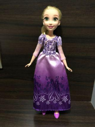 Rapunzel doll / rapunzel / doll / tangled