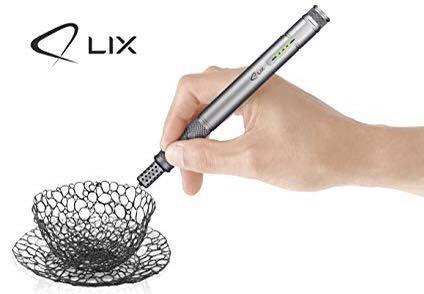 Lix 3D printing pen UV