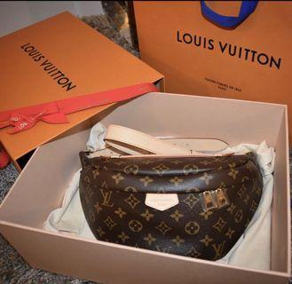 Louis vuitton BUMBAG in Monogram