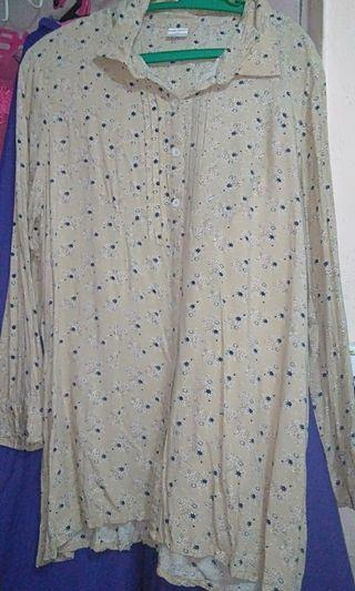 South China Sea Plus size blouse size 12