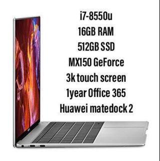 BNIB Huawei Matebook x Pro - i7