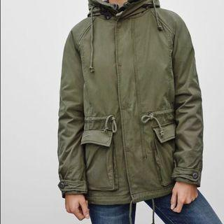 TNA Griffith Parka