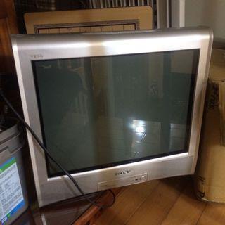 SONY 20吋 傳統電視