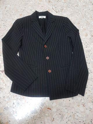 Preloved Bega Stripe Suit