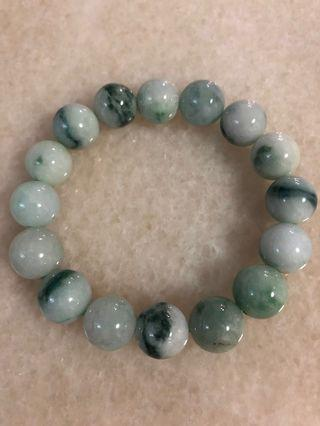 🚚 Jadeite Bracelet 10mm from Mandalay