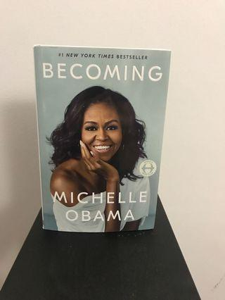 🚚 Becoming - Michelle Obama