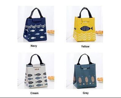 Lunch Bag / Tempat Penyimpanan / Tas Bekal / Fashion Wanita