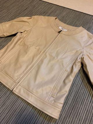 日本仿皮褸 (日本旅行時購入)