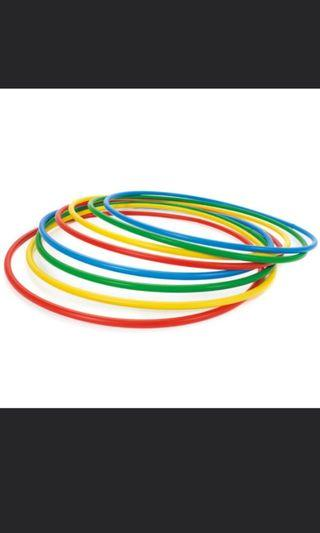 🚚 (Cheapest) Hula hoops (kids 28 inches)