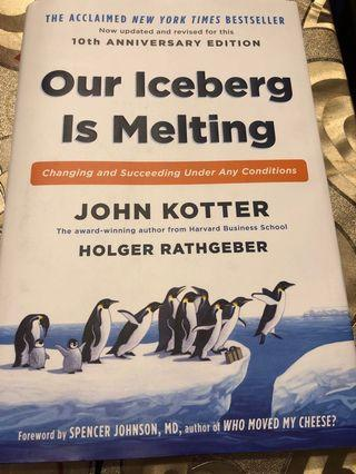 🚚 Our Iceberg is melting