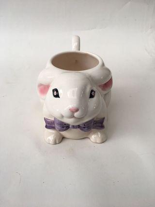 Mug Kelinci 3D- japan ori