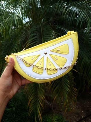 Lemon Sling Bag