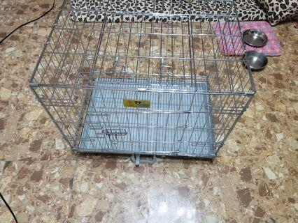Cage 2ft long 17inch width
