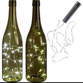 Cork shaped Fairy lights